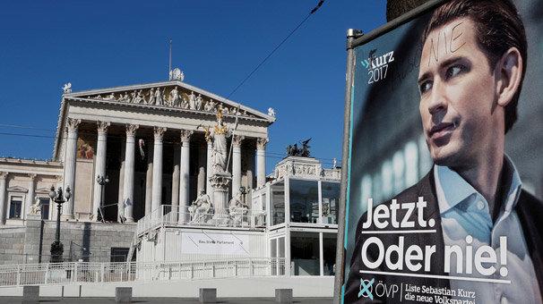 Avusturya koalisyon pazarlıklarını bekliyor