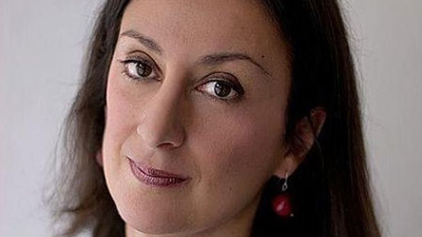 Maltalı muhalif öldürüldü